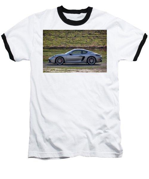 #porsche #718cayman S #print Baseball T-Shirt