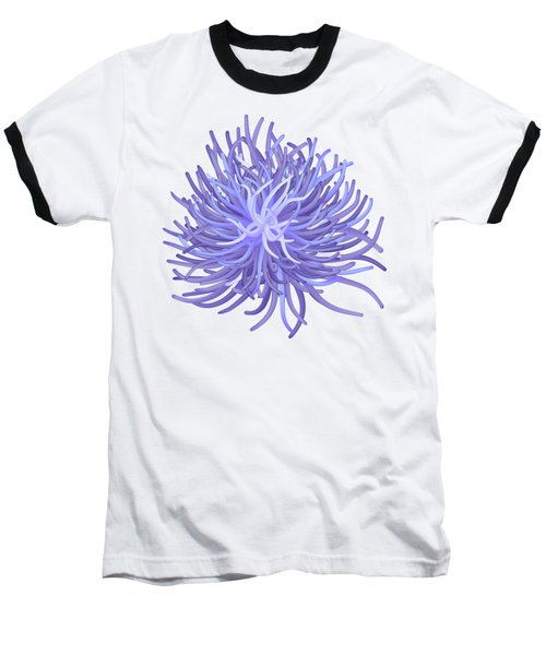 Sea Anemone Baseball T-Shirt