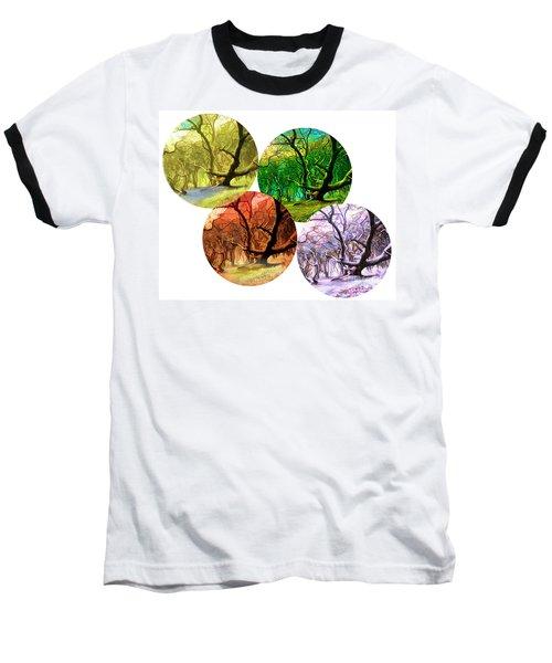 4 Seasons Baseball T-Shirt