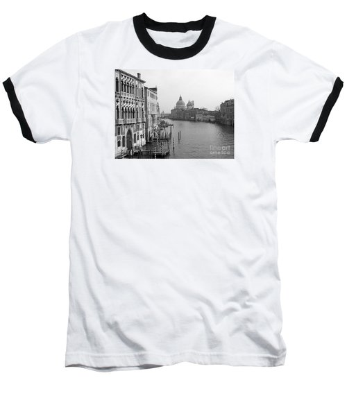 The Grand Canal In Venice Baseball T-Shirt