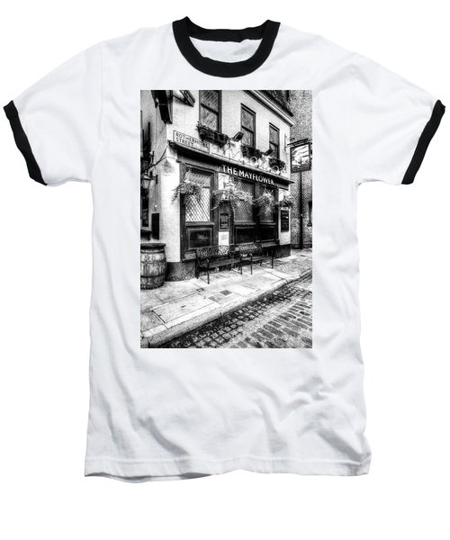 The Mayflower Pub London Baseball T-Shirt