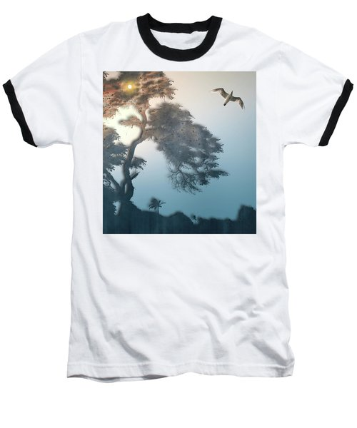 Baseball T-Shirt featuring the photograph 4408 by Peter Holme III