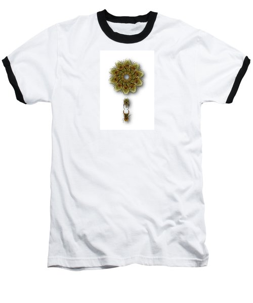 Baseball T-Shirt featuring the photograph 4421 by Peter Holme III