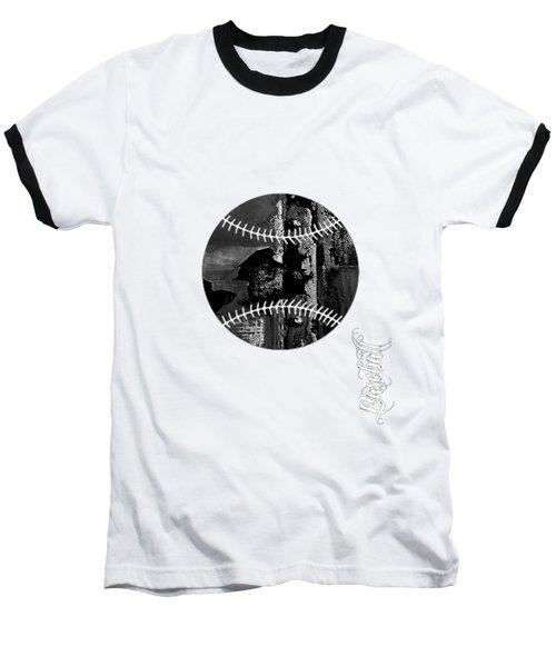 Baseball Collection Baseball T-Shirt by Marvin Blaine
