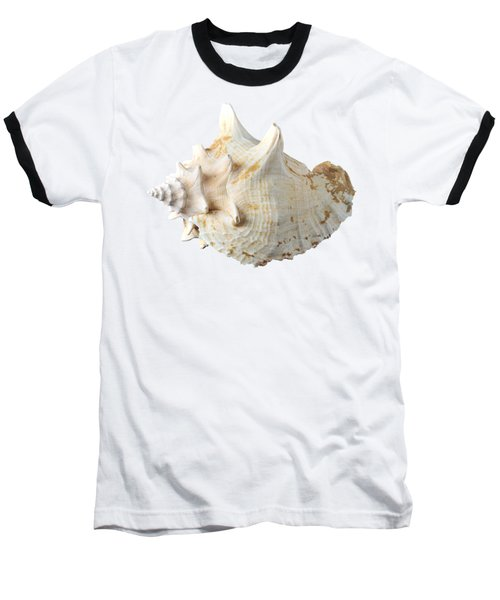Sea Shell Baseball T-Shirt