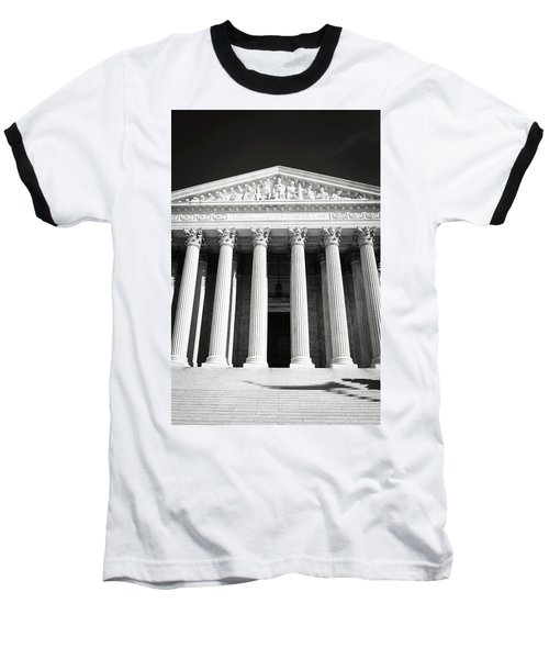 Supreme Court Of The United States Of America Baseball T-Shirt