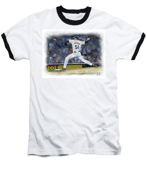 Trevor Hoffman Baseball T-Shirt