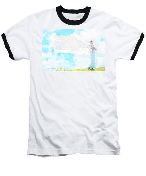 Vintage Val Magnolias Baseball T-Shirt