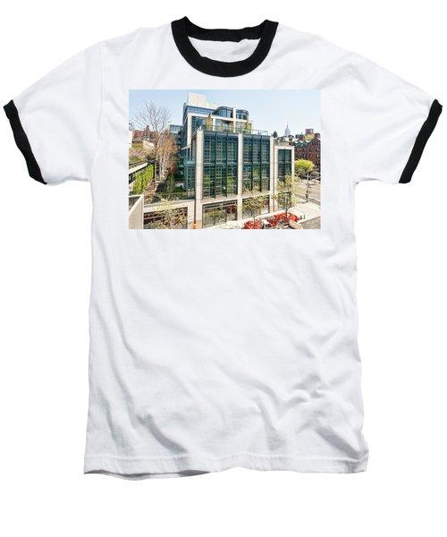 500 W 21st Street 3 Baseball T-Shirt