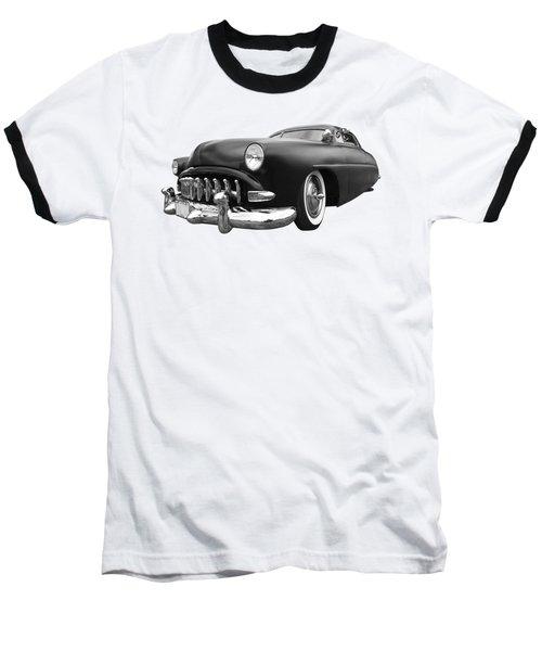 52 Hudson Pacemaker Coupe Baseball T-Shirt by Gill Billington