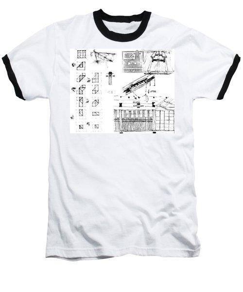 5.41.japan-9-detail-c Baseball T-Shirt