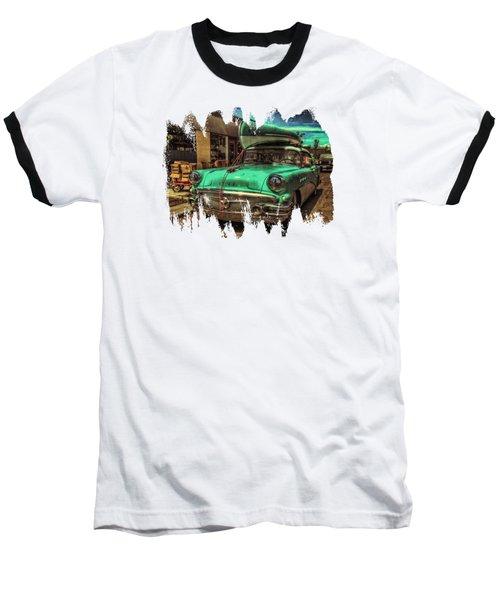 57 Buick - Just Coolin' It Baseball T-Shirt