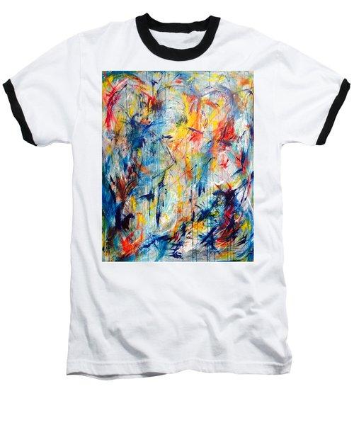 5th Chakra Meditation  Baseball T-Shirt