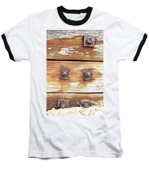 Old Wood Baseball T-Shirt