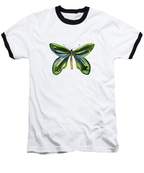 6 Queen Alexandra Butterfly Baseball T-Shirt