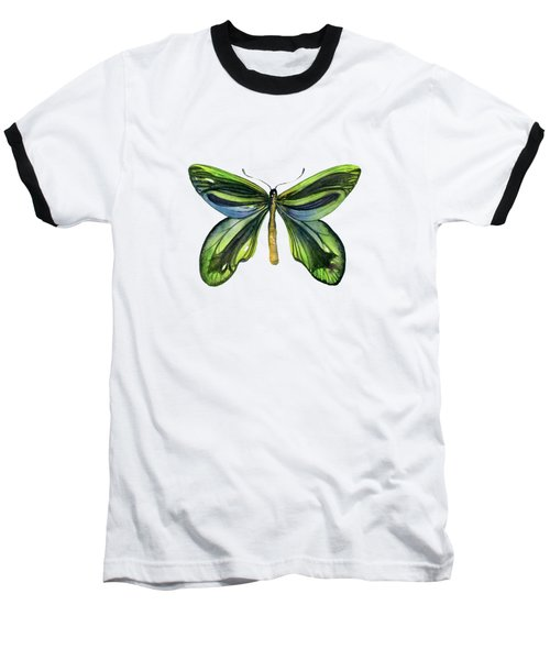 6 Queen Alexandra Butterfly Baseball T-Shirt