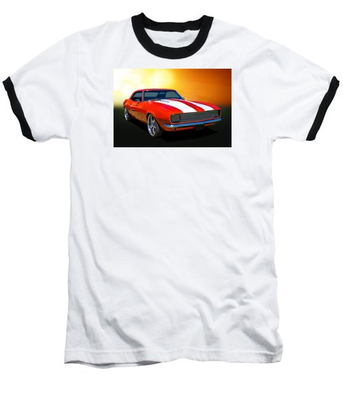 68 Camaro Baseball T-Shirt