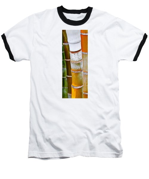Baseball T-Shirt featuring the photograph Bamboo Palm by Werner Lehmann