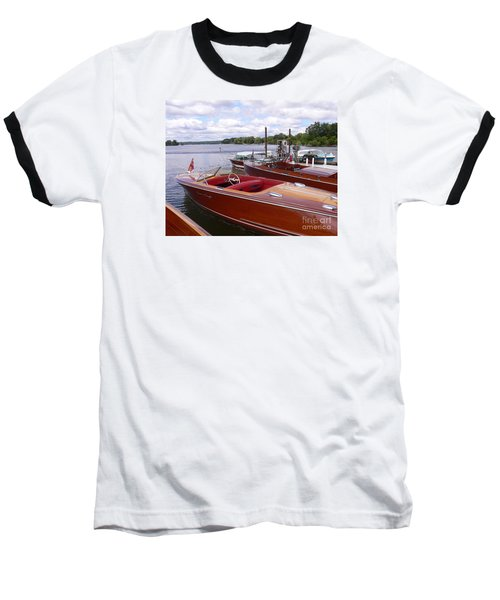 Chris Craft Custom Baseball T-Shirt