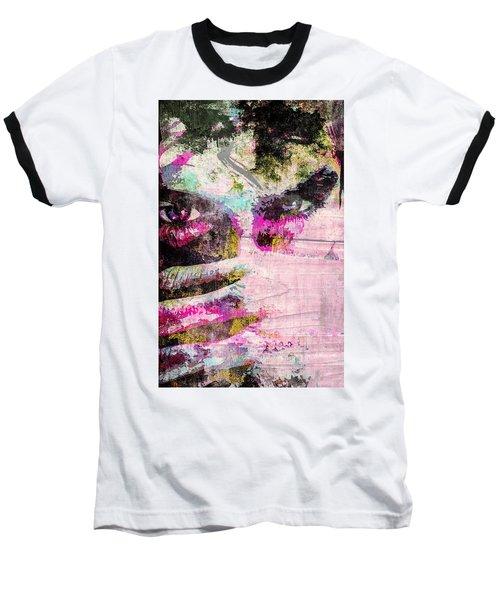 Ian Somerhalder Baseball T-Shirt