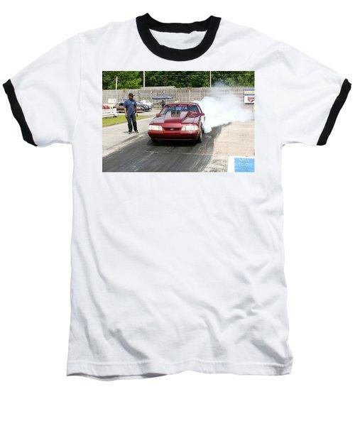 8912 06-15-2015 Esta Safety Park Baseball T-Shirt