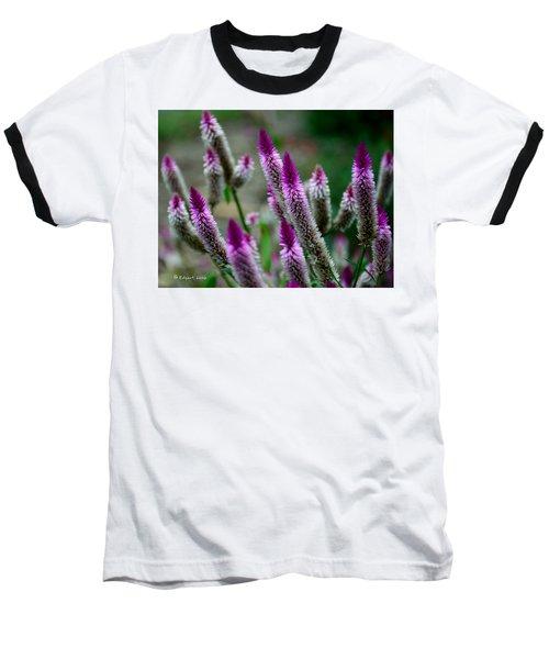 No Title Baseball T-Shirt