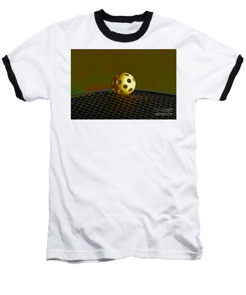 Baseball T-Shirt featuring the photograph 9- Perspective by Joseph Keane