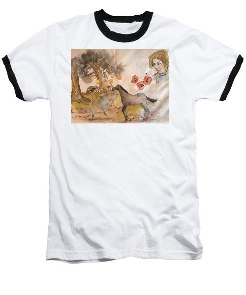 Trees Trees Trees And More Album  Baseball T-Shirt