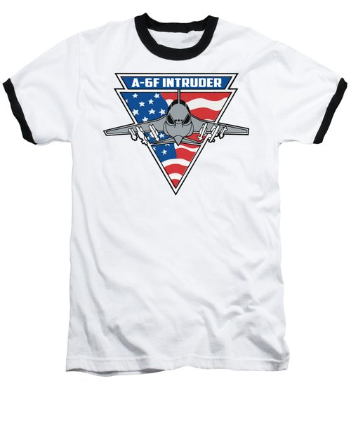 A-6f Intruder Baseball T-Shirt