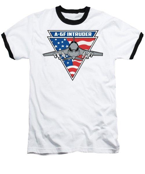 A-6f Intruder Baseball T-Shirt