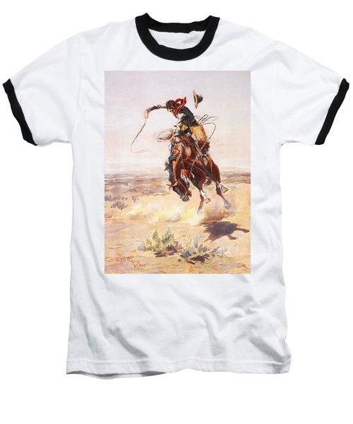A Bad Hoss Baseball T-Shirt