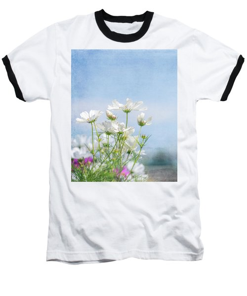 A Beautiful Summer Day Baseball T-Shirt