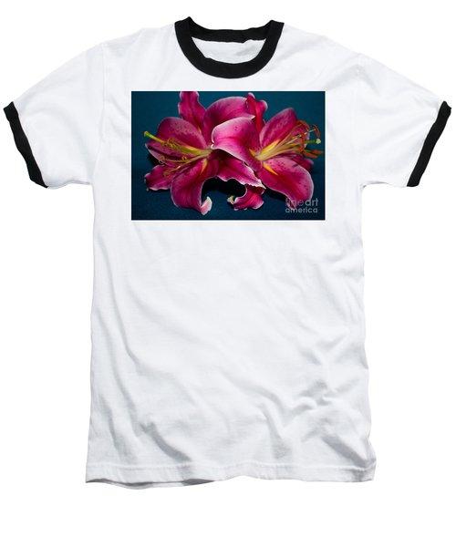 A Bunch Of Beauty Floral Baseball T-Shirt