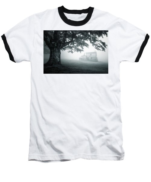A Cabin In The Woods Baseball T-Shirt