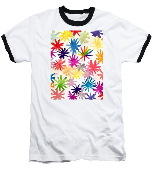 Baseball T-Shirt featuring the photograph A Child's Creation #1 - Donation by Suri