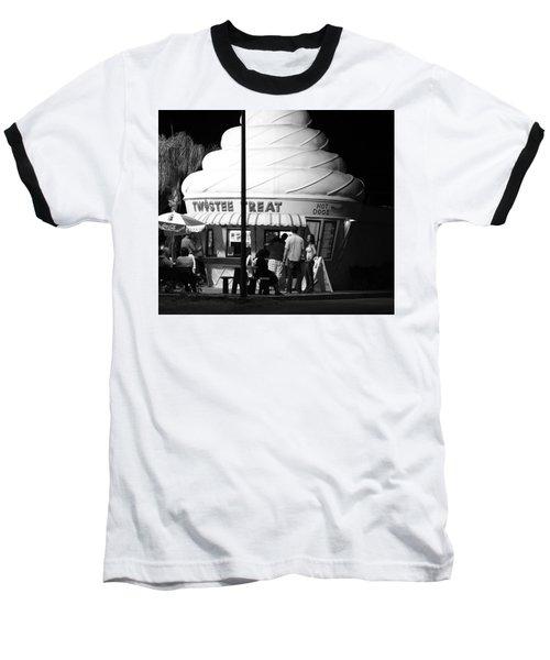 Twistee Treat Baseball T-Shirt