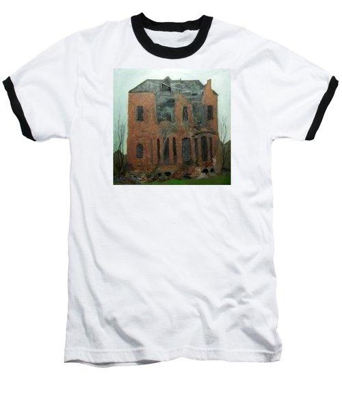 A Derelict House Baseball T-Shirt