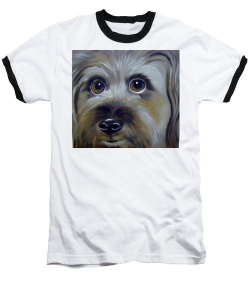 A Dog's Love Baseball T-Shirt