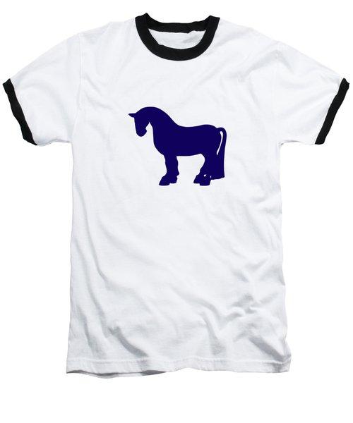 A Fat Pony Baseball T-Shirt