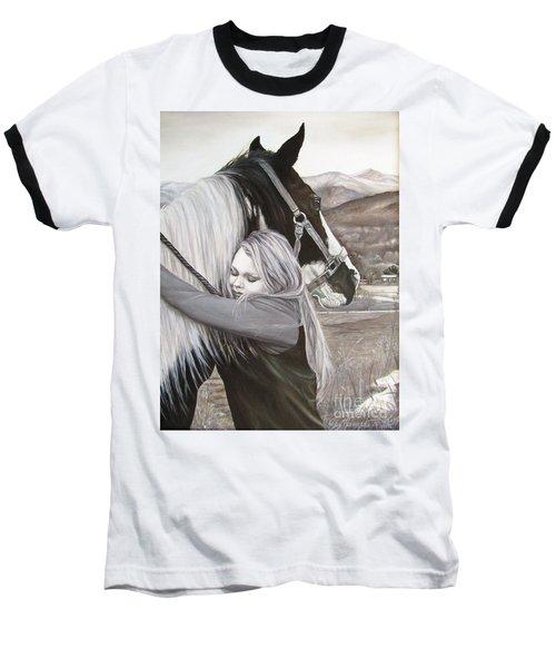 A Girls Best Friend Baseball T-Shirt