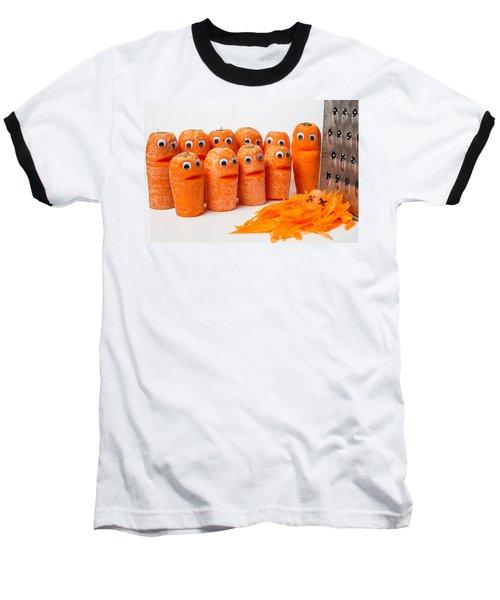 A Grate Carrot 1. Baseball T-Shirt