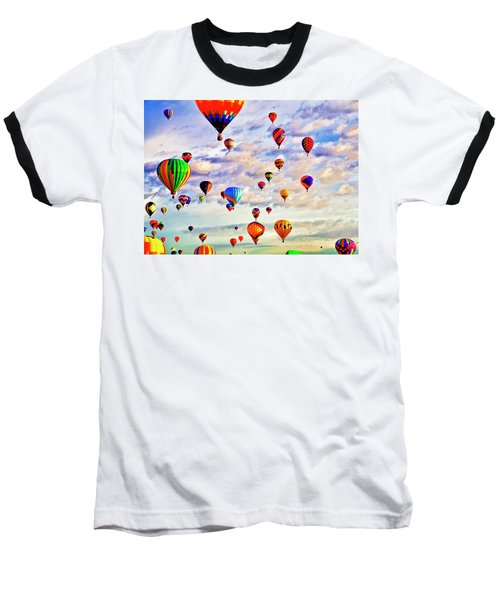 A Great Day To Fly Baseball T-Shirt