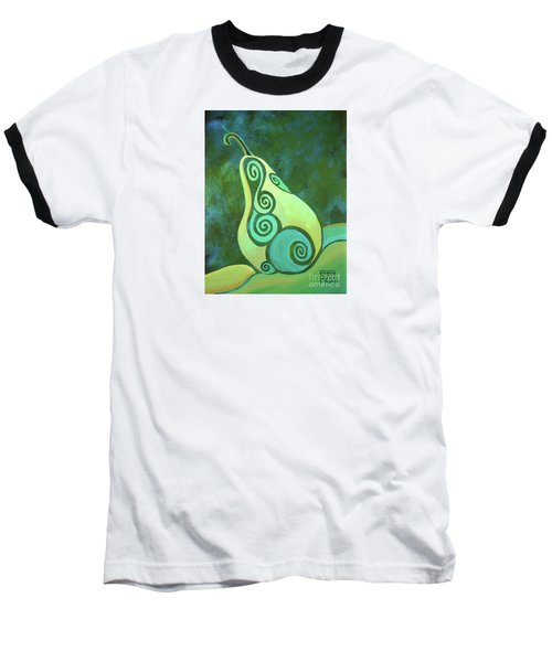 A Groovy Little Pear Baseball T-Shirt