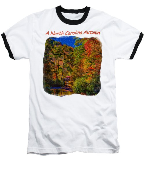 A Little Bit Of Heaven 3 Baseball T-Shirt