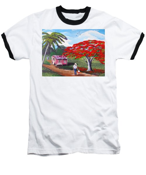A Memorable Walk Baseball T-Shirt