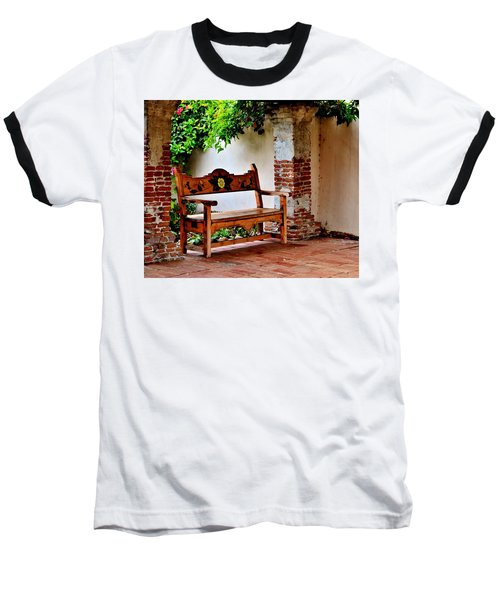 A Necessary Respite Baseball T-Shirt