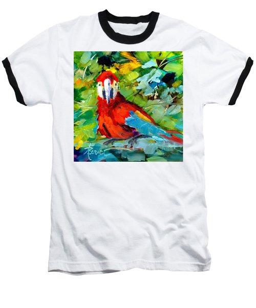 Papagalos Baseball T-Shirt