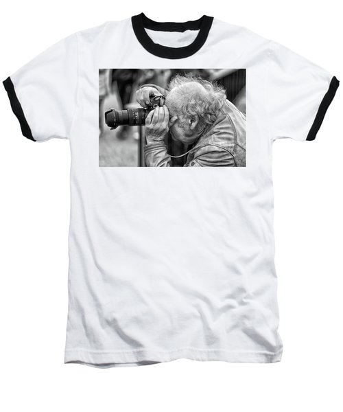 A Photographers Photographer Baseball T-Shirt
