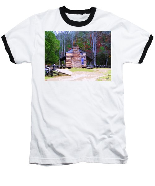 A Place In The Woods Baseball T-Shirt