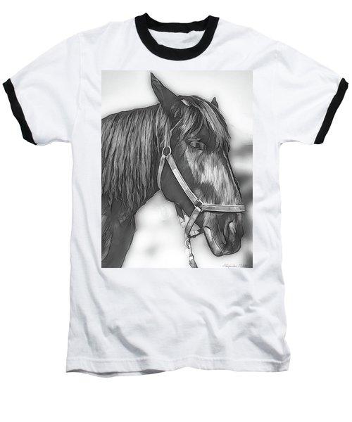 A Real Beauty Baseball T-Shirt
